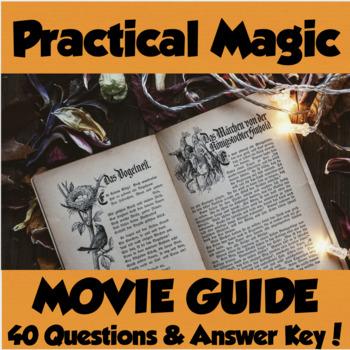 Practical Magic Movie Guide (1998)