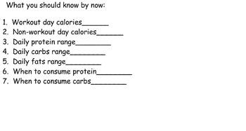 Practical Nutrition