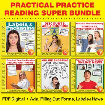 Practical Practice Reading {Bundle}