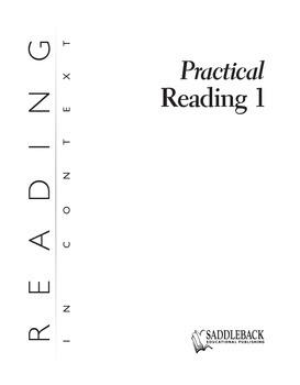 Practical Reading 1
