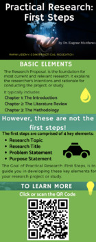 Practical Research: First Steps