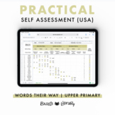 Practical Self Assessment - Upper Level Inventory | Words Their Way (USA)
