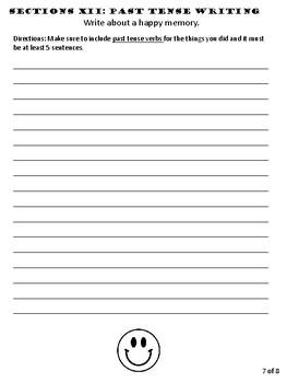 Practical Writing Grammar Packet