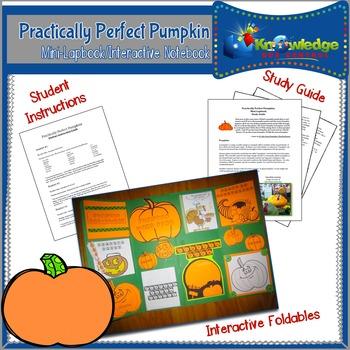 Practically Perfect Pumpkins Mini-Lapbook