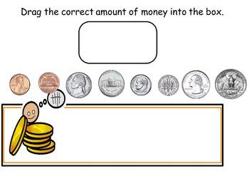 Practice Adding Money