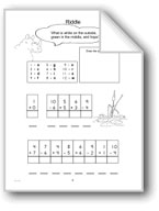 Practice Addition and Subtraction Facts to 20