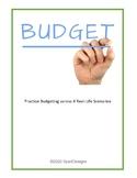 Practice Budgeting Across 4 Real-Life Scenarios