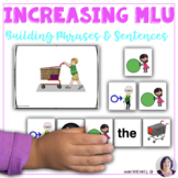 Increasing Mean Length of Utterance Practice Building Phra