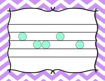 Practice Cards for Melody & Rhythm {Ta Ti-Ti Ta Rest} {Sol Mi}