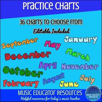 Practice Charts
