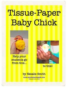Practice Chick Handling with a Tissue Paper Chick