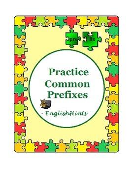 Practice Common Prefixes