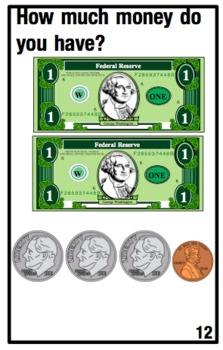 Practice Counting Coins and Bills