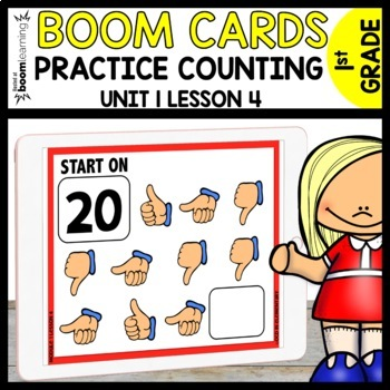Practice Counting Up and Down | Module 1 Lesson 4