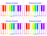 Practice Counts Card