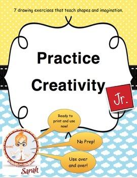 Practice Creativity Jr.