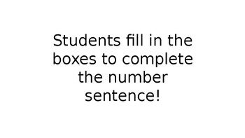 Practice Decomposing Teen Numbers