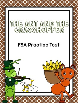 FSA Test Prep: Ant and the Grasshopper Fable