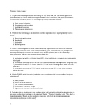 Practice Full Length Praxis Exam and Answers