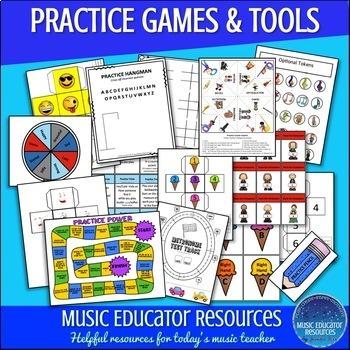 Practice Music Games
