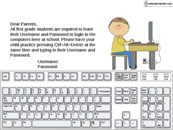 Practice Keyboard for Students to Use at Home