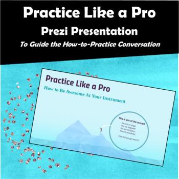 Practice Like a Pro Presentation