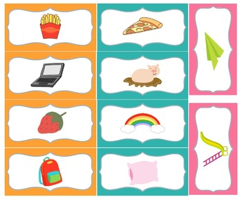 Interactive Bulletin Board for Reading or Articulation