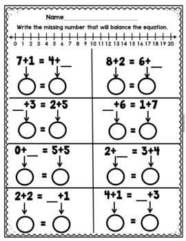 Practice Makes Perfect: Balancing Equations Worksheets
