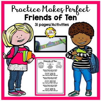 Practice Makes Perfect: Friends of Ten