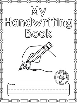 Handwriting Practice Workbook Instruction and Fluency in Print