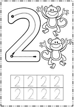 Practice Numbers 1-10