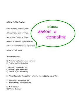 Practice * Pac ~ savoir et connaître