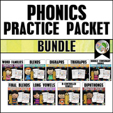 Practice Packet Bundle