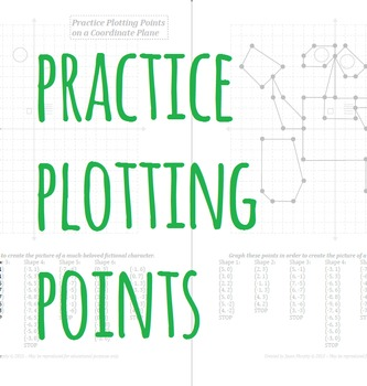 Practice Plotting Points on a Coordinate Plane