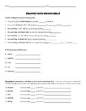 Practice Plural Noun Forms - 5th Grade