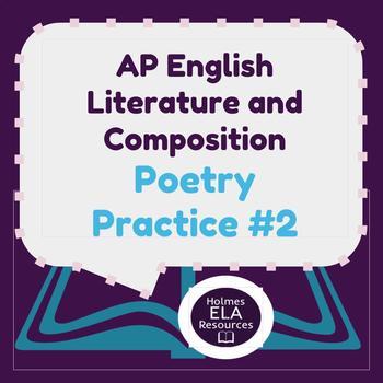 Poetry Practice #2