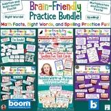 Practice, Practice, Practice Bundle