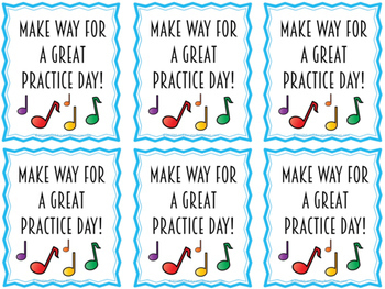 Practice Praises Sample Pack (Music theme)