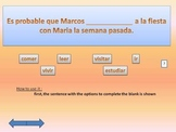 Practice Present Subjunctive and Present Perfect Subjunctive