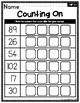 Practice Printables- Counting to 120 1.NBT.A1