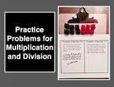 Word Problems for Multiplication and Division: 9 CGI Problem Types (Grades 3-4)