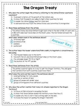 Practice Questions for 5th Grade (Wonders, Unit 2)