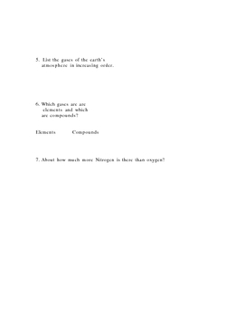 Practice Quiz for New York State Middle Science Test