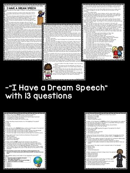 Practice Reading Comprehension Standardized Test for Middle School 58 Questions