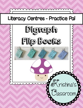 Practice Reading Digraph Flip Books