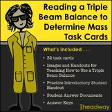 Practice Reading a Triple Beam Balance to Determine Mass T