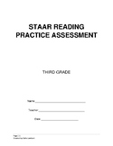 Practice STAAR Reading Assessment- 3rd Grade TEKS