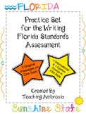 Practice Set for the Writing FSA (Florida Standards Assess