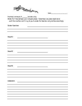 Practice Sheet #1