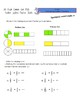 Practice Sheet for Finding Equivalent Fractions 6.NS.1